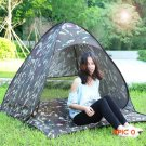 Outdoor Camping Hiking Beach Summer Tent UV Protection Quick Automatic Opening Beach Tent