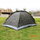 High Quality Camouflage Outdoor Camping Tent 1 Person Single Layer Mosquito Net Tent for H