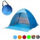 Portable 2-3 Persons Quick Automatic Pop Opening Outdoor Camping Hiking Beach Fully Tent U
