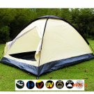 Portable Lightweight Rainproof 2 Person Summer Camping Tent Mosquito Net Hiking Fishing Hu