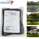 New Camping Patio Umbrellas Patio Tables Dedicated Anti-Mosquito Nets Outdoor 9-Foot Umbre