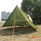 3 Meters Camouflage Camping Trail Tent Hiking Shelter Waterproof Outdoors BC244