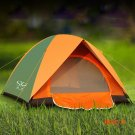 2016 High Quality  Multi-style Double Layer Rainproof Outdoor Tourist Camping Tent for Biv