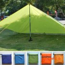 2.5X1.5m 610G Ultralight Outdoor Camping Tent Summer 1 Single Person Mesh Tent Body Inner
