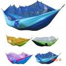 Portable High Strength Outdoor Waterproof Fabric Camping Hanging Sleeping Hammock Parachut