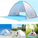 Portable Automatic Pop Up Beach Tent Outdoor Quick Cabana Sunshade Shelter Canopy Tent For