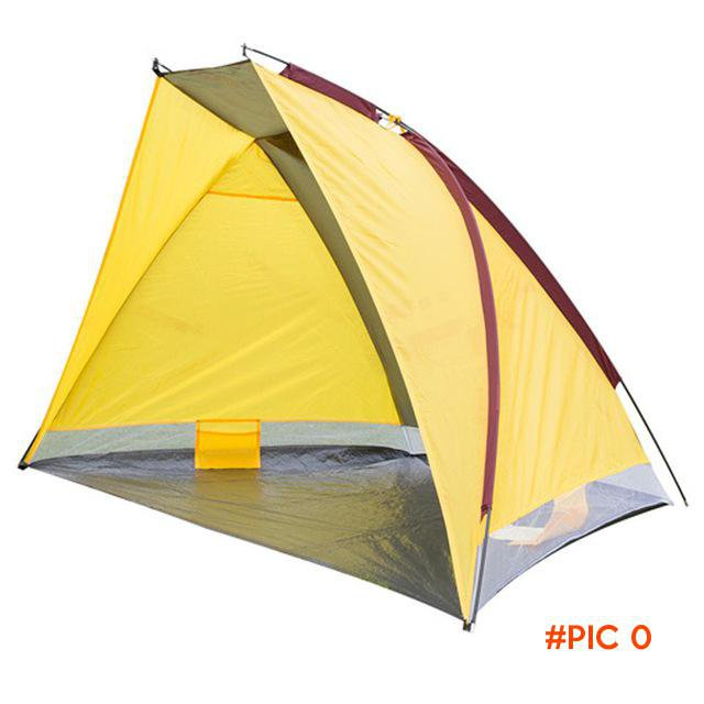Outdoors Camping Fishing Awning Canopy Tent Beach Leisure Tents Gazebo Tente Bivvy BC332
