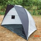 Hiking outdoor camping tent beach Summer essential tent UV protection shade dragnet fishin