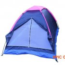 Single Layer camping tent for 2  person, high quality summer outdoor camping tent  for hik