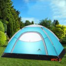 2016 Hot Portable Foldable Outdoor Tent Camping Hiking Tent Barraca De Camping Foldable 2