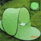 Hot sale Outdoor camping hiking beach summer tent UV protection fully sun shade quick open