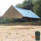 NEW 3mx3.2m Army Military Camping Waterproof Tarp Awning Tent Fishing Shelter Beach Campin