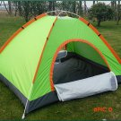 Top Brand Quality Double Layer 3 4 Person Rainproof Ourdoor Camping Tent for Hiking Fishi