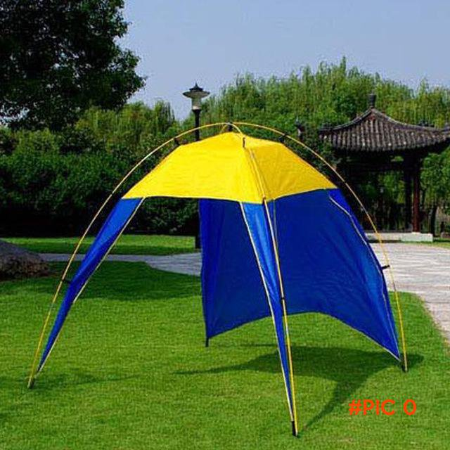 Ultra Light Weight Necessary UV Sun Protection Family Portable Waterproof Outdoor Tent Cam