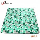 HIgh Quality 200*200cm Camping Mat Outdoor Sports Beach Picnic Camping Pad Multifunction W