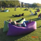 Inflatable Airbed Camping Sofa Outdoor Pocket Folding Airbed Sleeping Bag Camping Mat Trav
