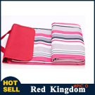 2 Color Outdoor Picnic Mat Camping Baby Climb Plaid Blanket Beach Waterproof Moistureproof