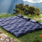 183 * 57cm Single Picnic Tent Sleeping Bag Can Be Spliced And Mats, Outdoor Widen Single L
