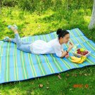 More than 200 * 150 outdoor folding camping mat thick sand free picnic blanket cushion pad