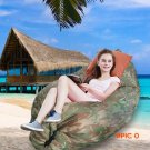 Outdoor recreation Camping mat fast inflatable beds inflatable beach mattress portable  fo