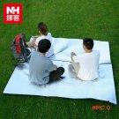 NH outdoor picnic mat moisture pad Waterproof aluminum foil EVA folding tent bed mats camp