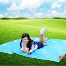 Large Size Waterproof Foldable Picnic Camping  Mat Beach Moisture-proof Blanket Mat Oxford