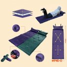 188*57*2.5cm Outdoor Camping Mat Automatic Inflatable Mat Waterproof Dampproof Sleeping Pa