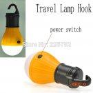 Outdoor Camping Lamp Tent Light Torch Flashlight Hanging Flat LED Light 3 Mode Adjustable