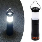 High quality Waterproof  Portable 3W 100LM  LED Camping Light Lamp Zoomable Retractable te