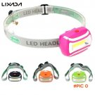 LED Headlamp 4Color 600LM Waterproof 5W LED Headlight Fishing Camping Outdoor Lighting led