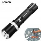 LOMOM High Power CREE XML Q5 Tactical LED Flashlight 18650  Waterproof Zoomable Torch ligh