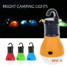 Emergency Camping Tent Lamp Soft White Light LED Bulb Lamp Portable Energy Saving Lamp Out