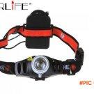 3mode 1800LM CREE Q5 LED Headlamp Zoomable Zoom Camping Head Light Torch Waterproof flashl