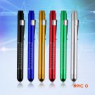 1PC High Quality Penlight Pen Light Torch Emergency Medical Doctor Nurse Surgical First Ai