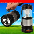 NEW lantern LED light Large flashlight Portable lamp searchlight Old man lamp Camping lamp