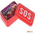 2016 Outdoor equipment emergency bag field survival box self-help box SOS equipment for Ca