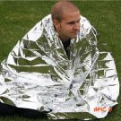 210*130CM Camping Portable Emergency Blanket Outdoor Survival Kits Rescue Insulation Curta