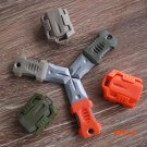 EDC Gear Mini Beetle Multifunction Knife Outdoor Equipment Camping Accessory Survival Pock