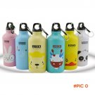 Modern Design 500ml Lovely Animals Outdoor Portable Sports Cycling Camping Bicycle Aluminu