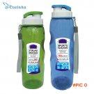 500ml/700ml My Water Bottle Plastic Sports Water Bottle Space Cup Protein shaker Biking Bi