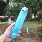 2016 Popular New Muti Colors Portable Bike Sports Travel Unbreakable Plastic Water Bottle