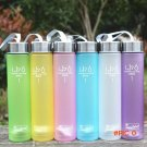 Portable Bike Sports Unbreakable 280ml Plastic Water Bottle Cycling Camping Cup good enjoy