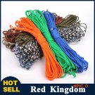 New Paracord 550 Paracord Parachute Cord Lanyard Rope 25FT(8M)  Mil Spec 7Strand Climbing