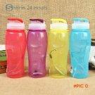 2016 New Portable Sports Water Bottle My Space Bottle Shaker Drinkware Bottles For Biking/