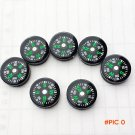 10PCS Mini Compass for Paracord Bracelet Outdoor Camping Hiking Travel Emergency Survival