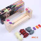 Latest Handcraft Paracord Survival Bracelets For Girl Boys Handmade Paracord Woven Bracele
