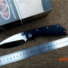New D2 blade microtech DOC tactical folding knife G10 handle top quality outdoor camping s