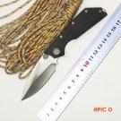 BMT DOC flip Tactical folding knife 9Cr18Mov blade G10 handle camping survival pocket kniv