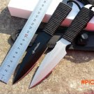 Freeshipping  Cold Steel Super Edge Mini Knife Camping Fishing Tactical Survival Straight