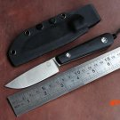 Bolte Scout D2 blade G10 handle fixed blade hunting straight knife KYDEX Sheath camp survi